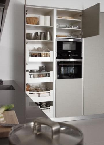 Dise o y planificaci n de cocinas acana interiorismo for Muebles para despensa cocina