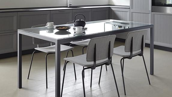 Muebles cocina gris humo ideas interesantes for Muebles de cocina dica