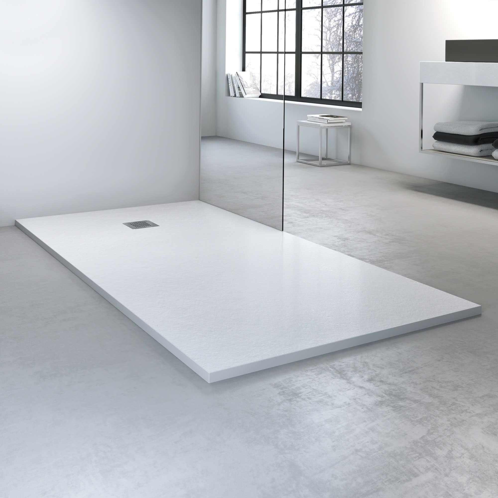 Gravitzero plato de ducha más ligero y resistente del mercado