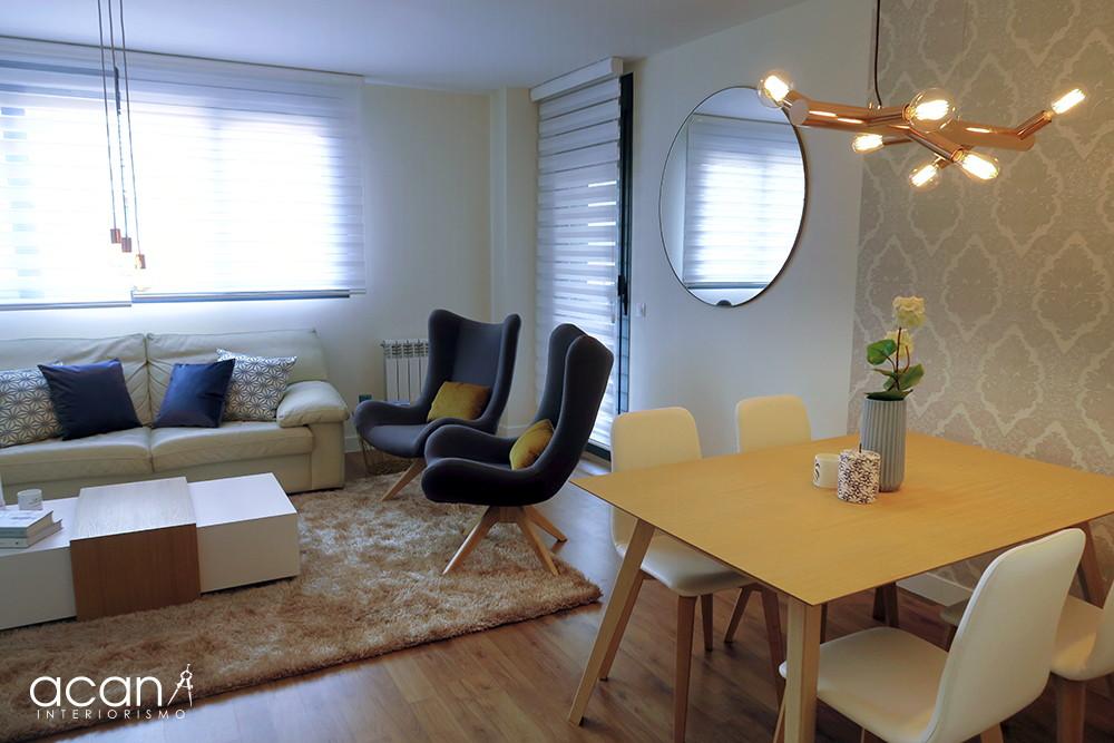 Una casa llena de luz acana interiorismo - Muebles estilo nordico ...