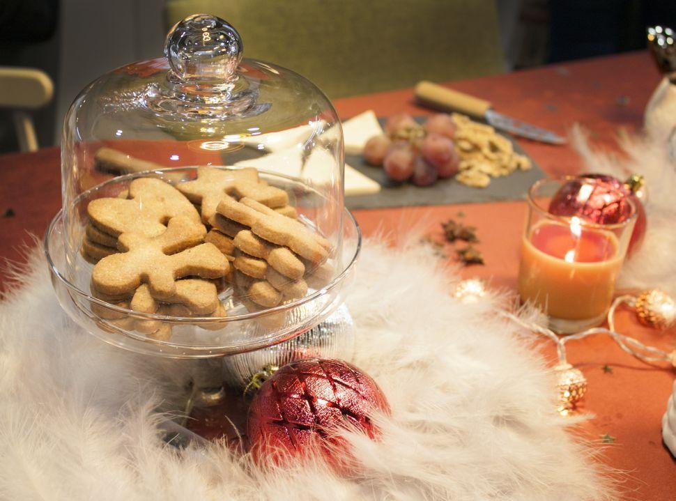 Merienda de Navidad en Acana Interiorismo