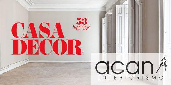 Casa decor 2018 Acana Interiorismo