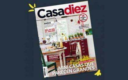 Revista Casadiez decoración – Número de febrero 2019 – nº 260