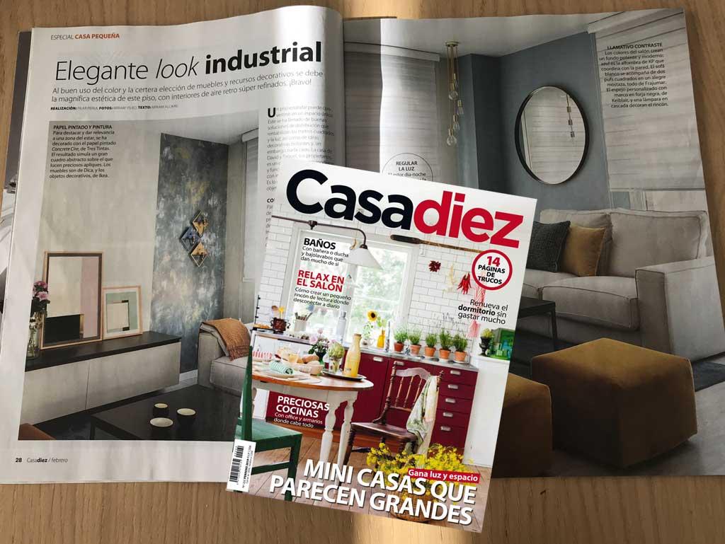 Reportaje Casadiez Acana Interiorismo tienda de decoración en madrid